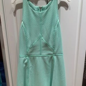 Spring/Summer Green Dress